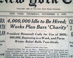 Copyright, 1933, by The York Times Company. 