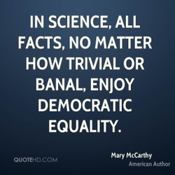 IN SCIENCE, ALL 