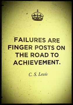 FAILURES ARE 