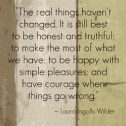 tThe real thing hayen•t 