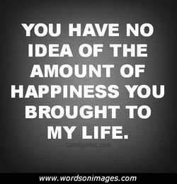 YOU HAVE NO 