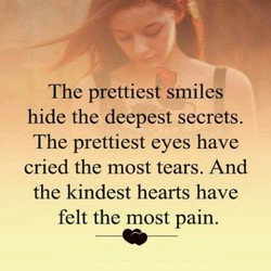 The prettiest smiles 