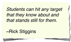 Students can hit any target 