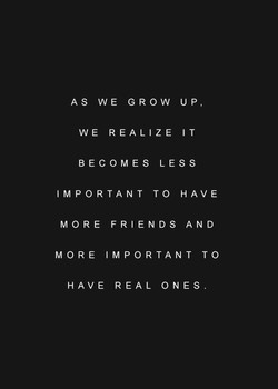AS WE G ROW 