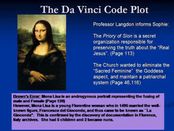 The Da Vinci Code Plot 