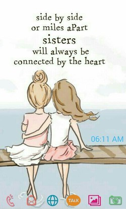 side by side 