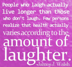 People laügh.actuall') 