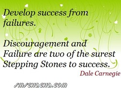 Develop success from 