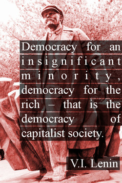 Democracy 'for an 