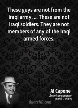 These guys are not from the 