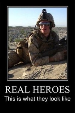 REAL HEROES 