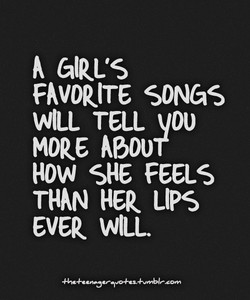 A GIRL'S 
