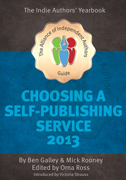 The Indie Authors' Yearbook 