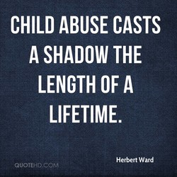 CHILD ABUSE CASTS 