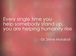 Every single time you 