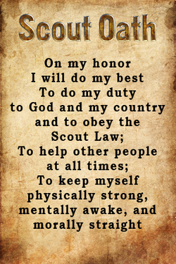 Scout Oath 