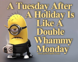 A Tuesday After 