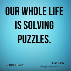 OUR WHOLE LIFE 