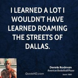 I LEARNED A LOT I 