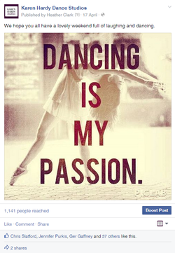 Karen Hardy Dance Studios 