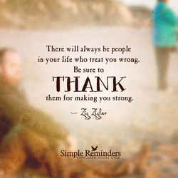 There will always be people 