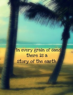 In every grain of san 