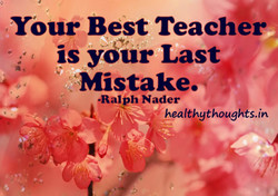 Your Best Teacher 