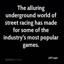 The alluring 