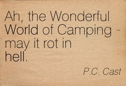 Ah, the Wonderful 
