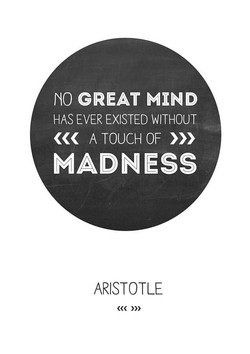 NO GREAT MIND 