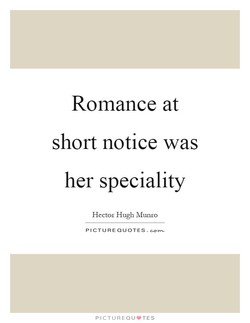 Romance at 