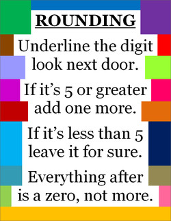 ROUNDING 