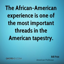 The African-American 