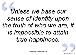 Unless we base our 