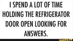 I SPEND A LOT OF TIME 
