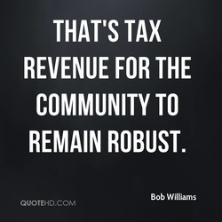 THAT'S TAX 