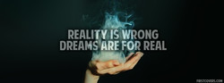 REALITY IS WRONG 