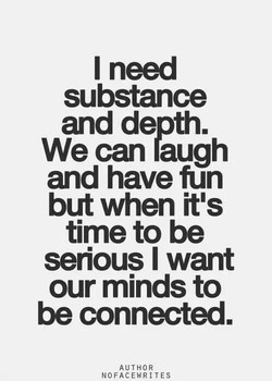 I need 