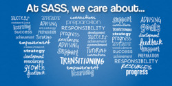 Ab SASS, we care aboub... 