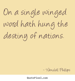 On a sinole volnoed 
