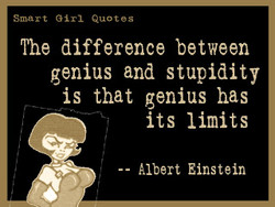 Smart Girl Quotes 