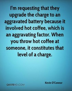 I'm requesting that they 