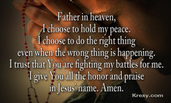 ather in heaven, 