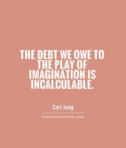 THE DEBT WE OWE TO 
