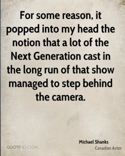 For some reason, it 