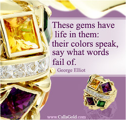 These gems have 