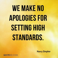 WE MAKE NO 