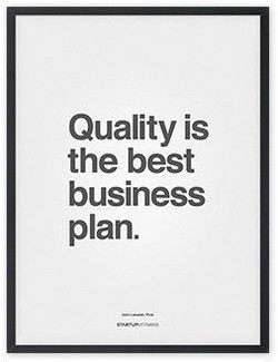 Quality is 