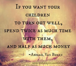 IF you WANT YOUR 