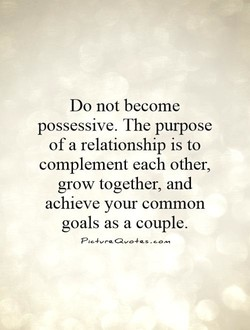 Do not become 
